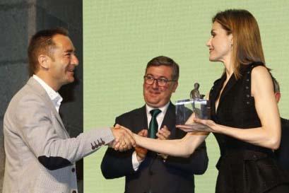 Alvaro García Hernández _ Reina Letizia_Premio Gran Angular